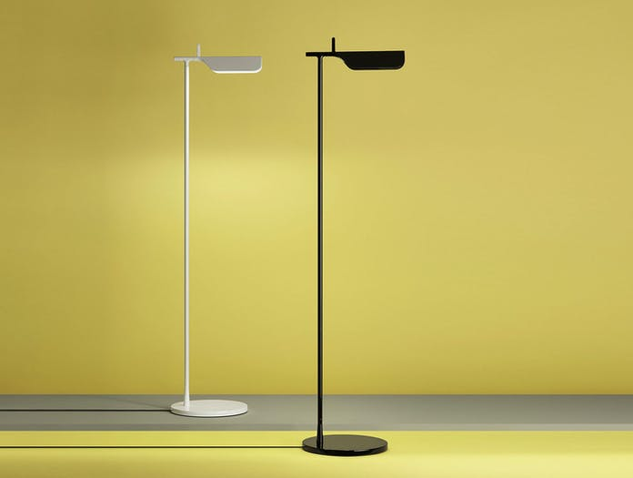 Flos Tab F Led Floor Lamps Ed Barber Jay Osgerby