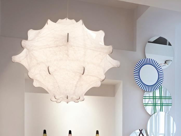 Flos Teraxacum Cocoon Pendant Light 3 Achille Pier Giacomo Castiglioni