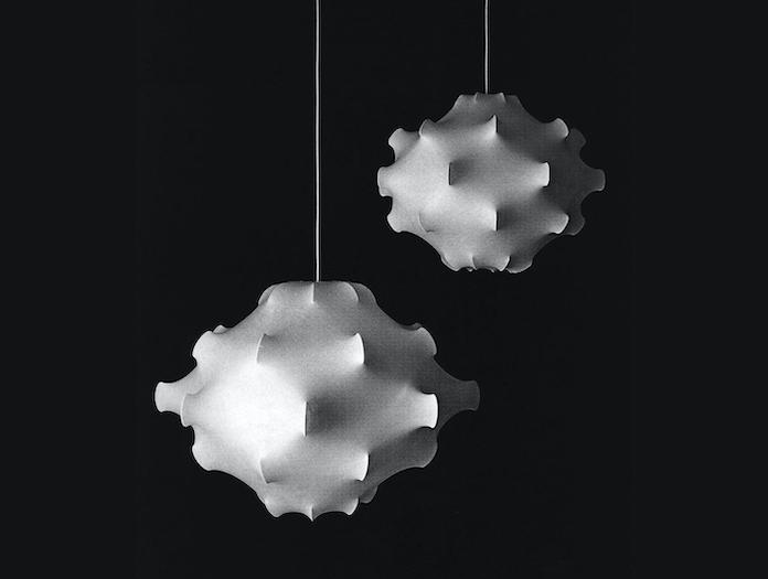 Flos Teraxacum Cocoon Pendant Light 60S Achille Pier Giacomo Castiglioni