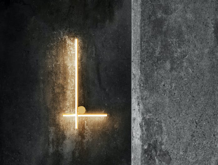 Flos w2 coordinates wall light 3