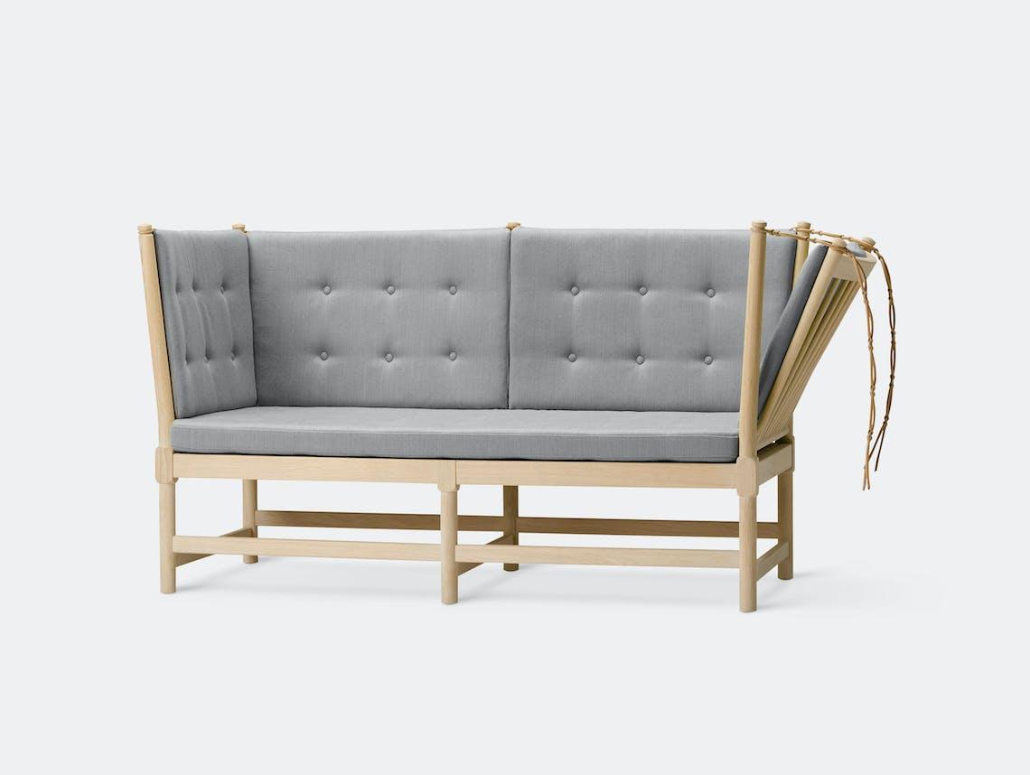 Fredericia Spoke Back Sofa Mood 1102 Borge Mogensen
