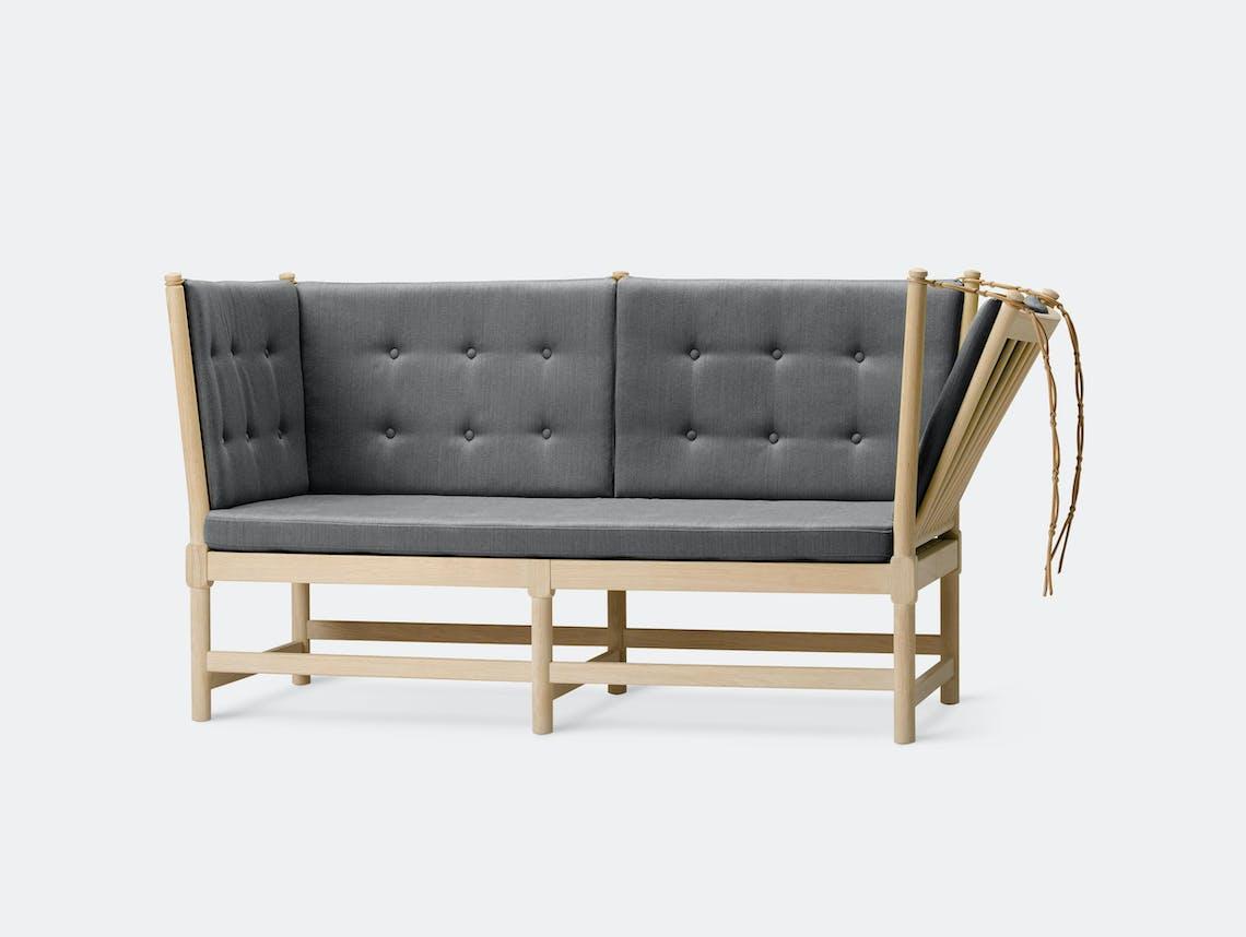 Fredericia Spoke Back Sofa Mood 2101 Borge Mogensen