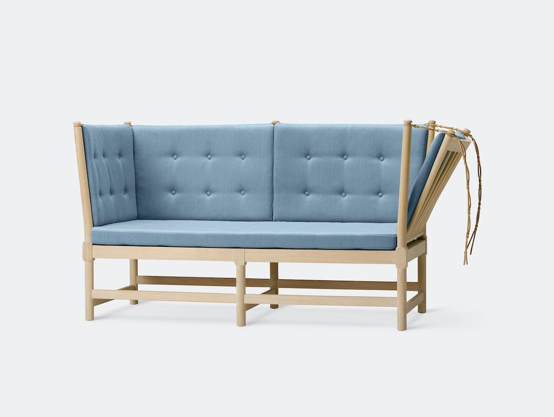 Fredericia Spoke Back Sofa Mood 3103 Borge Mogensen