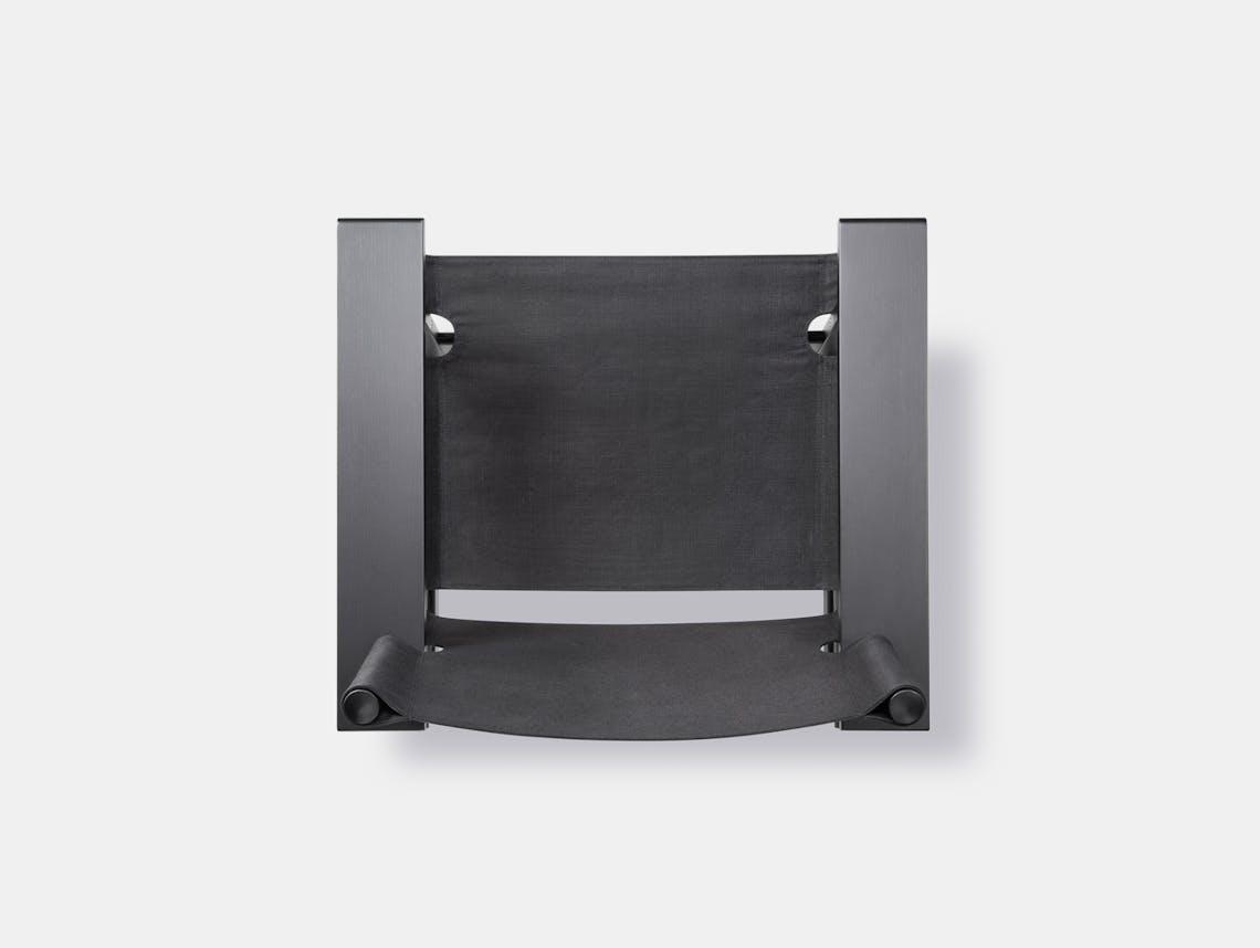 Fredericia canvas chair black 4