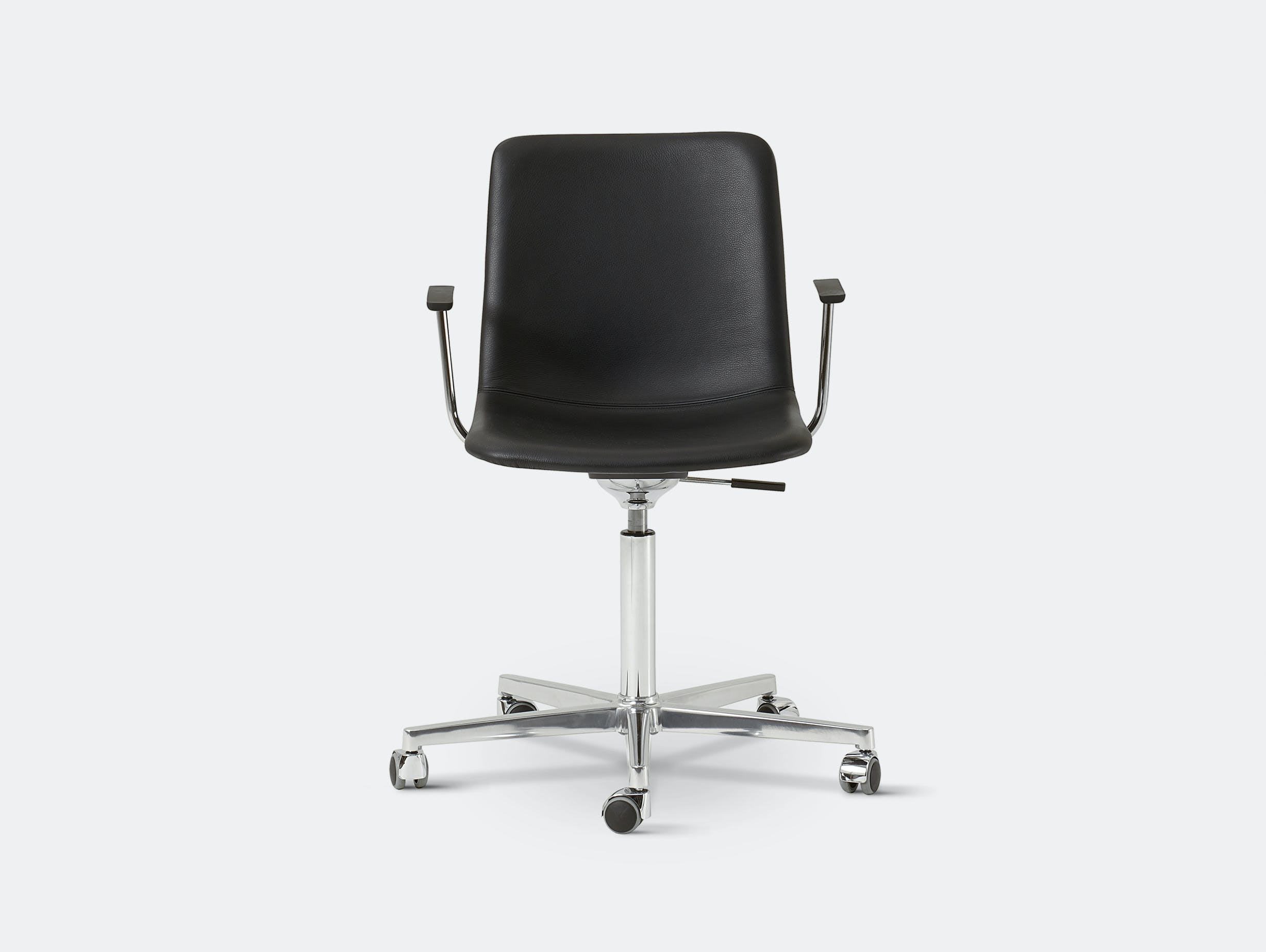 Fredericia pato chair swivel castor base