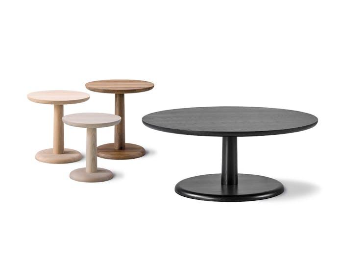 Fredericia Pon Table Group 1 Jasper Morrison