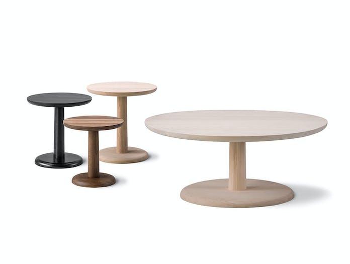 Fredericia Pon Table Group 2 Jasper Morrison