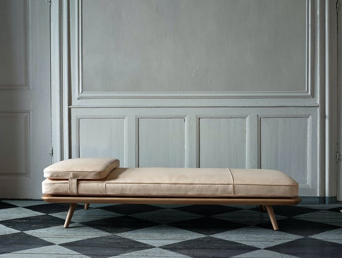 Fredericia Spine Daybed Natural 2 Space Copenhagen