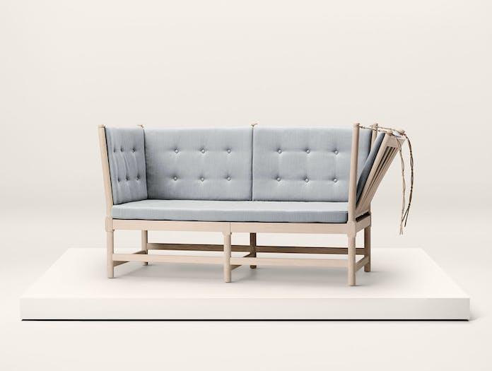 Fredericia Spoke Back Sofa Mood 1102 2 Borge Mogensen