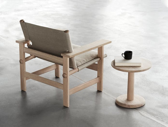 Fredericia canvas chair lifestyle 4