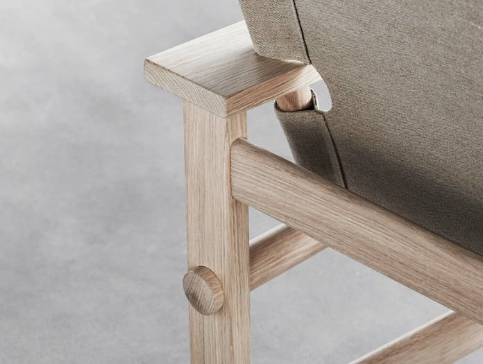 Fredericia canvas chair lifestyle 5