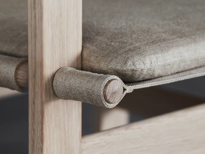 Fredericia canvas chair lifestyle 6