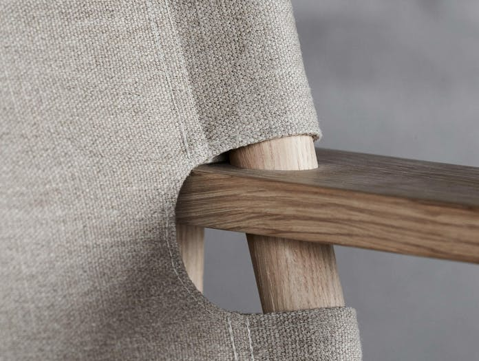 Fredericia canvas chair lifestyle 7