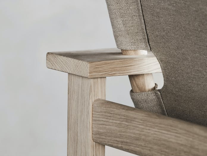 Fredericia canvas chair lifestyle 8