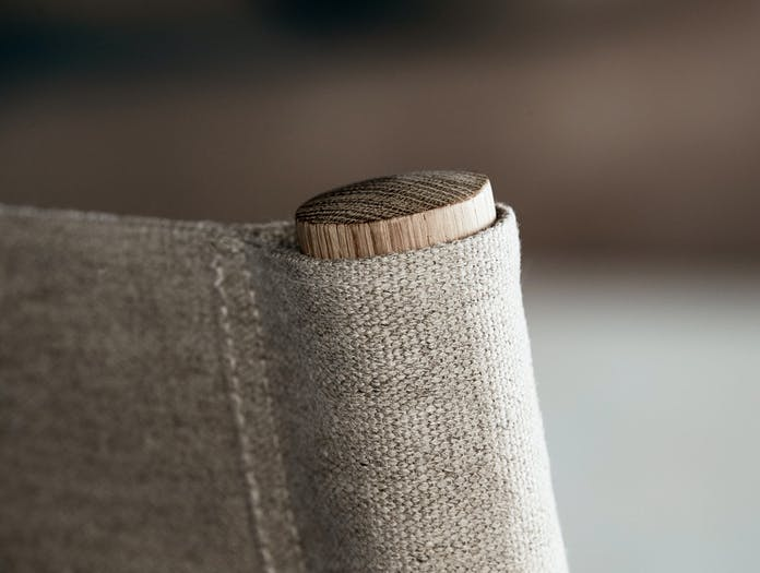 Fredericia canvas chair lifestyle 9