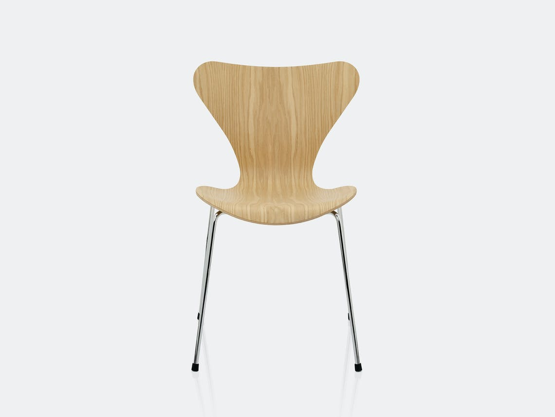 Fritz Hansen Series7 Oak