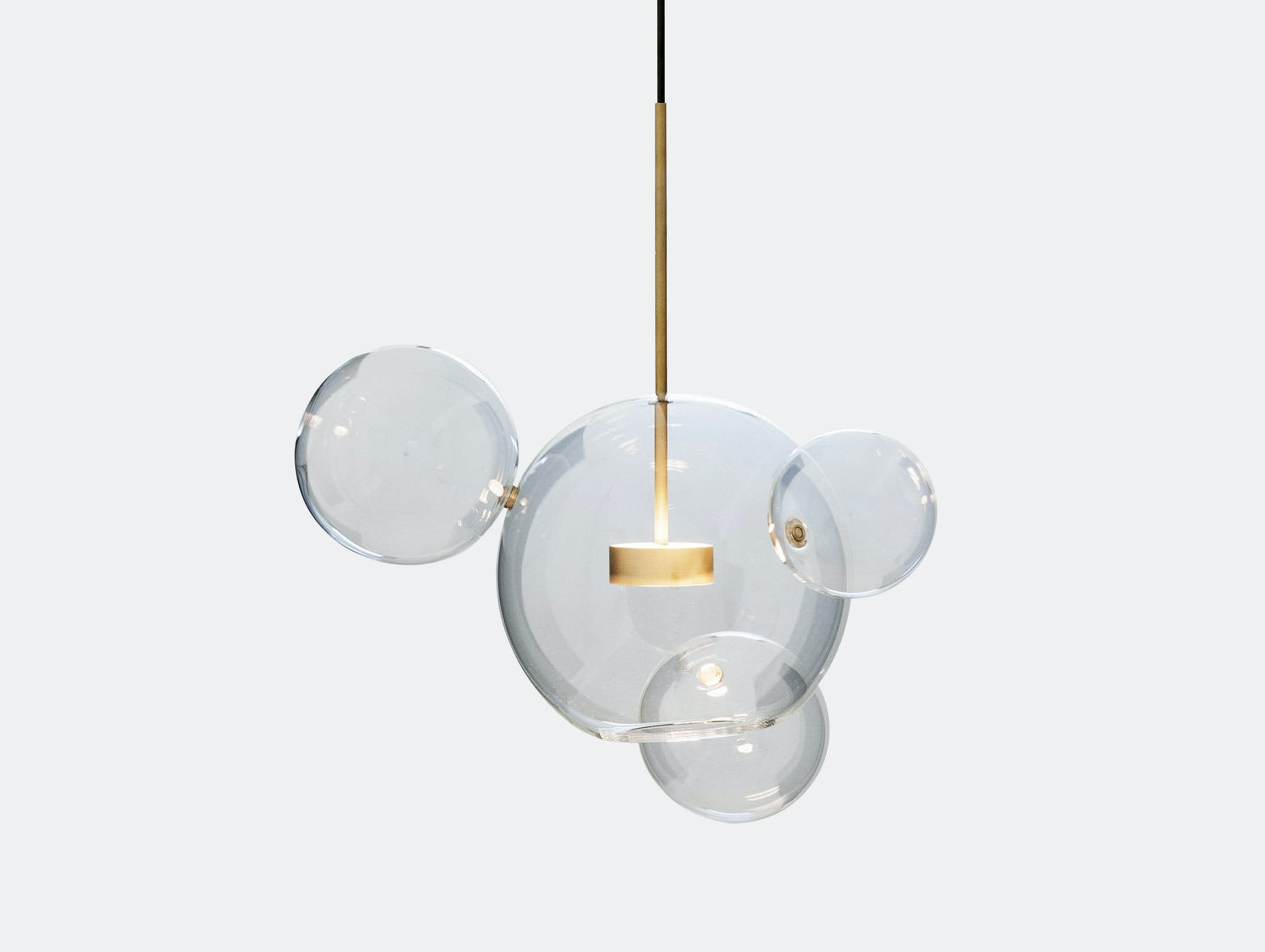 Giopato And Coombes Bolle Pendant Light 4