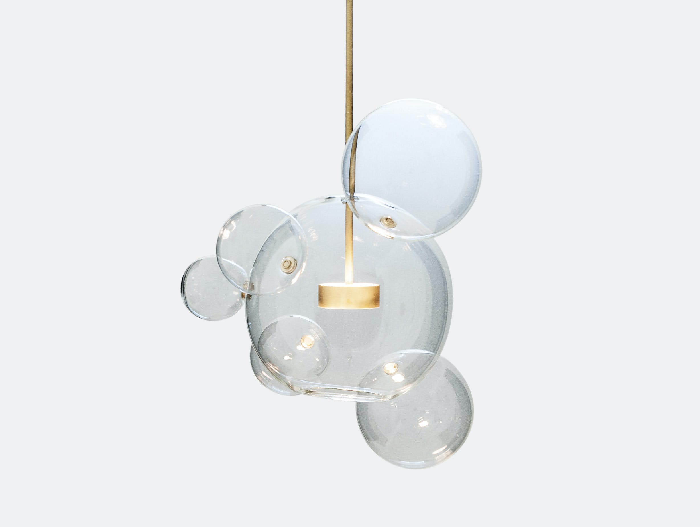 Giopato And Coombes Bolle Pendant Light 6