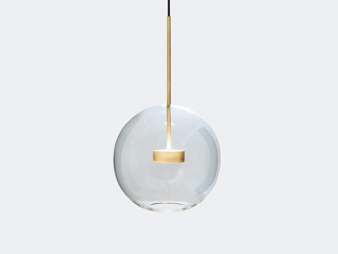 Giopato And Coombes Bolle Pendant Light
