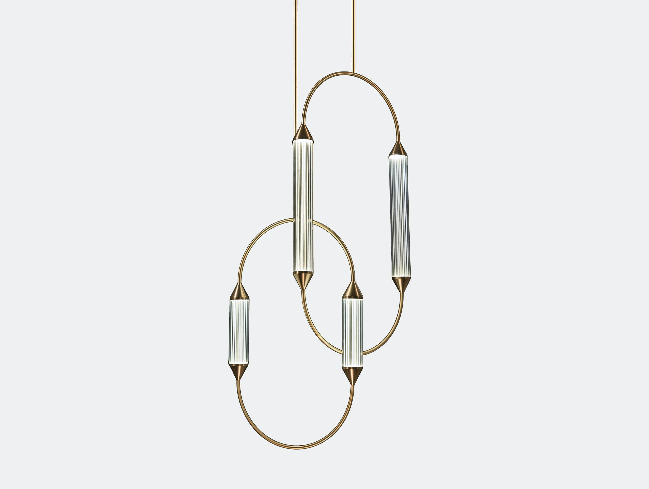 Giopato And Coombes Cirque Pendant Light