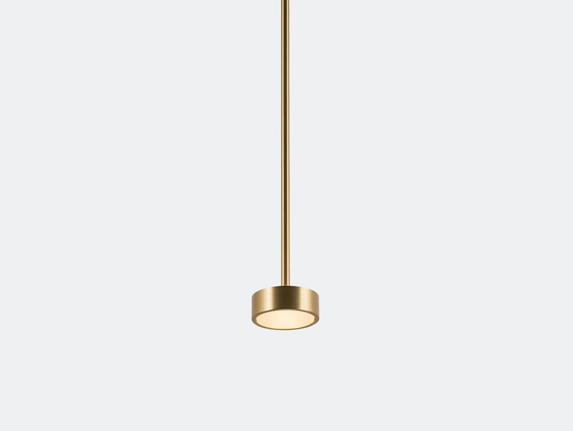 Giopato And Coombes Softspot Light Brushed Brass