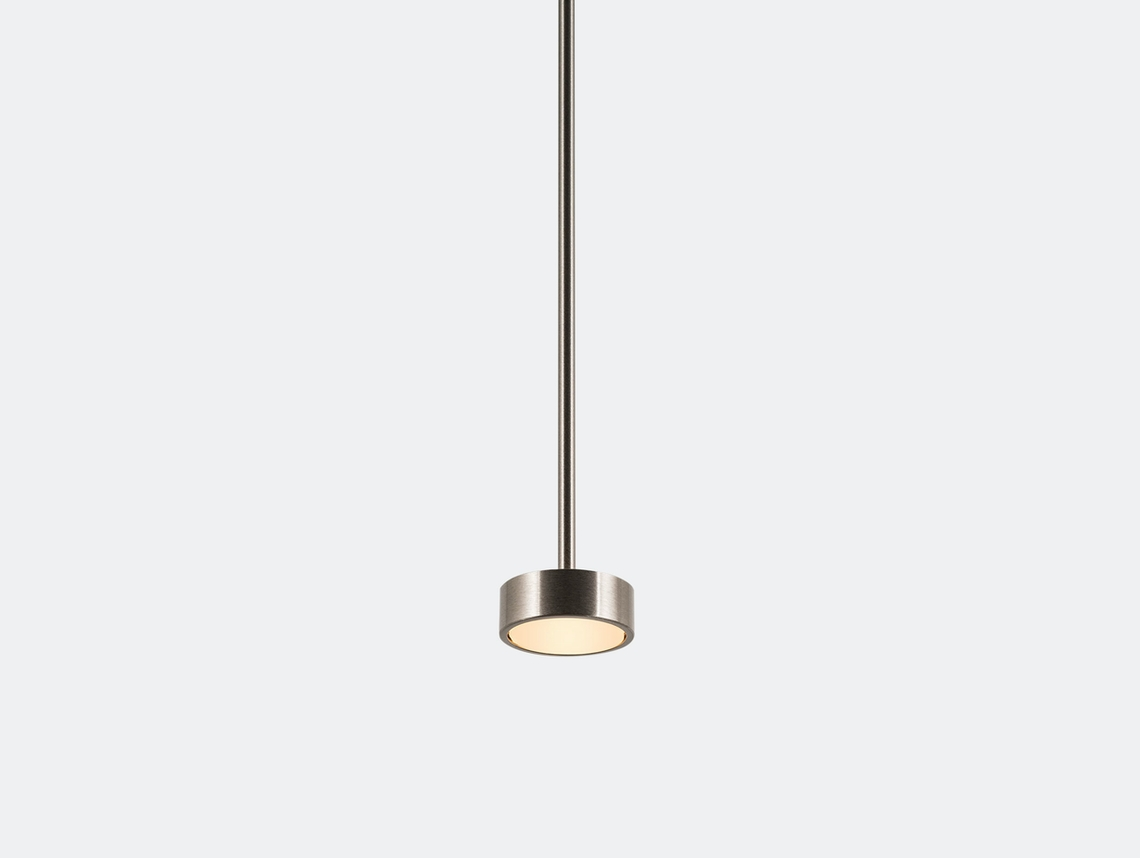 Giopato And Coombes Softspot Light Brushed Nickel