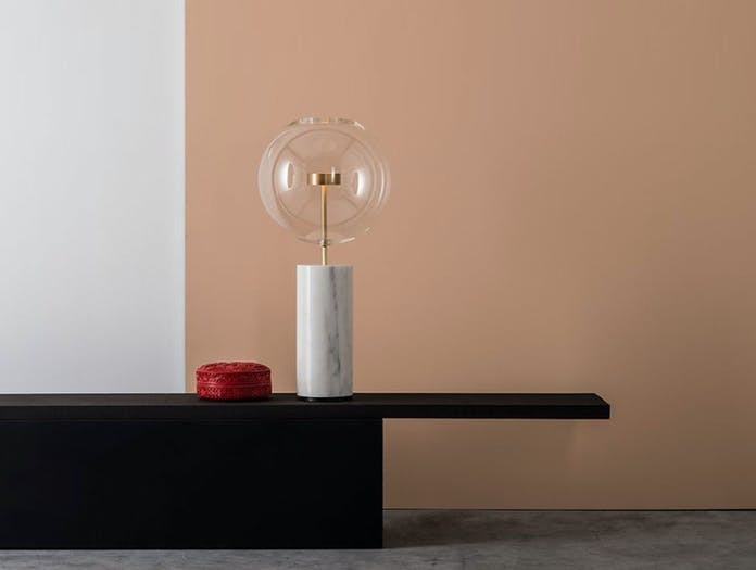 Giopato And Coombes Bolle Soffio Table Light 2