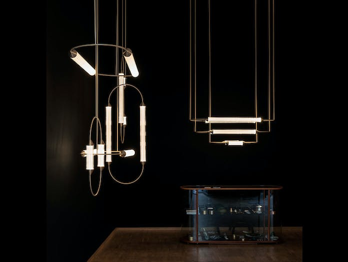 Giopato And Coombes Cirque Pendant Light 2