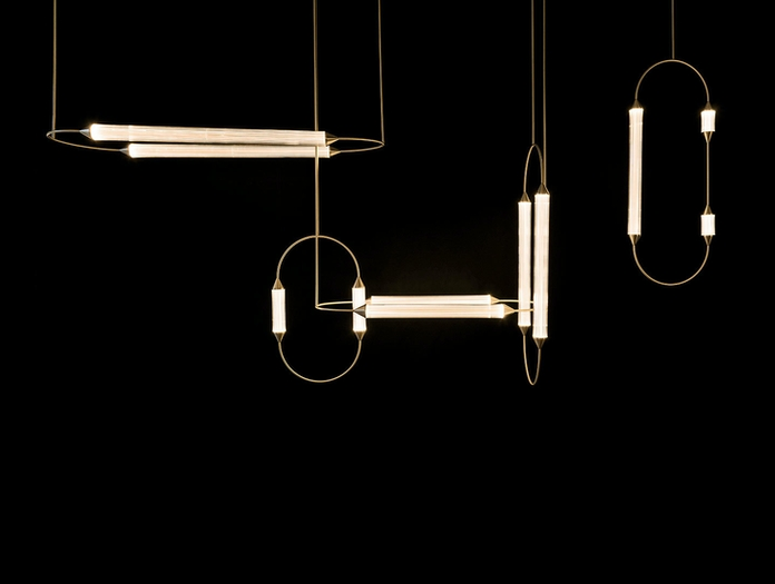 Giopato And Coombes Cirque Pendant Light 3