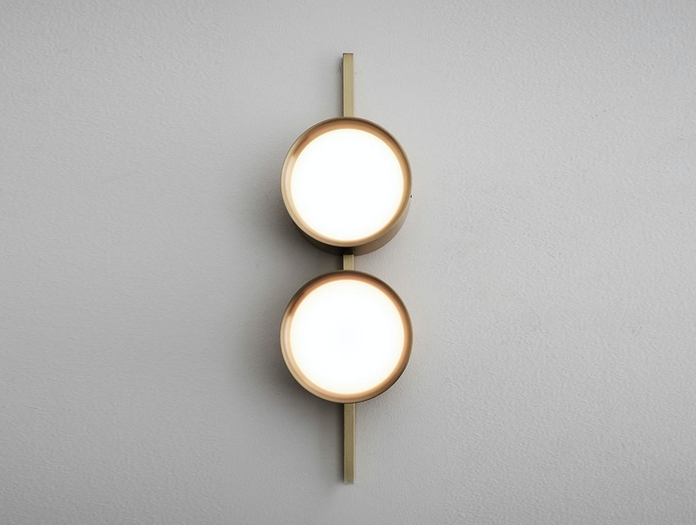 Giopato And Coombes Gioielli 07 Wall Light