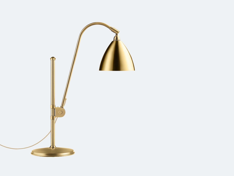 Gubi Bl1 Bestlite Table Lamp Brass Robert Dudley Best