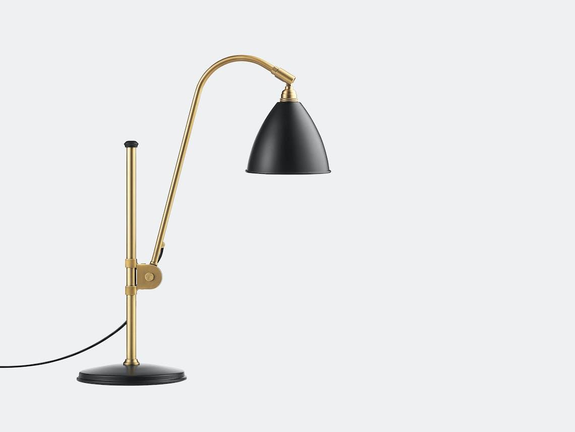 Gubi Bl1 Bestlite Table Lamp Brass Black Robert Dudley Best