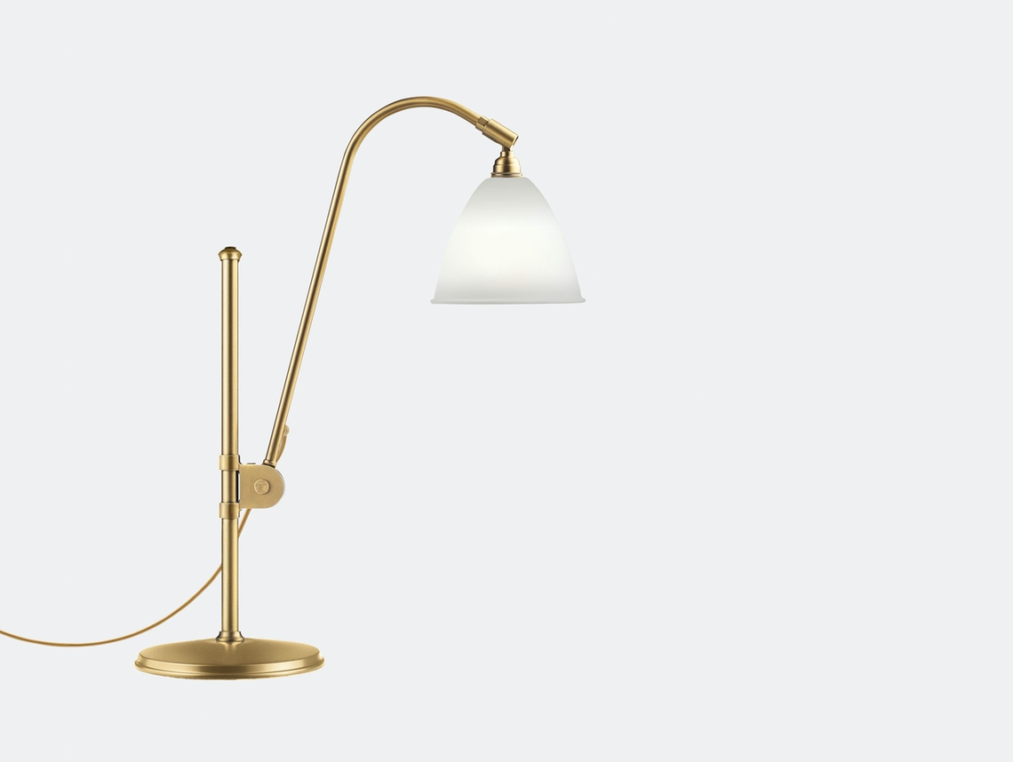 Gubi Bl1 Bestlite Table Lamp Brass Bone China Robert Dudley Best