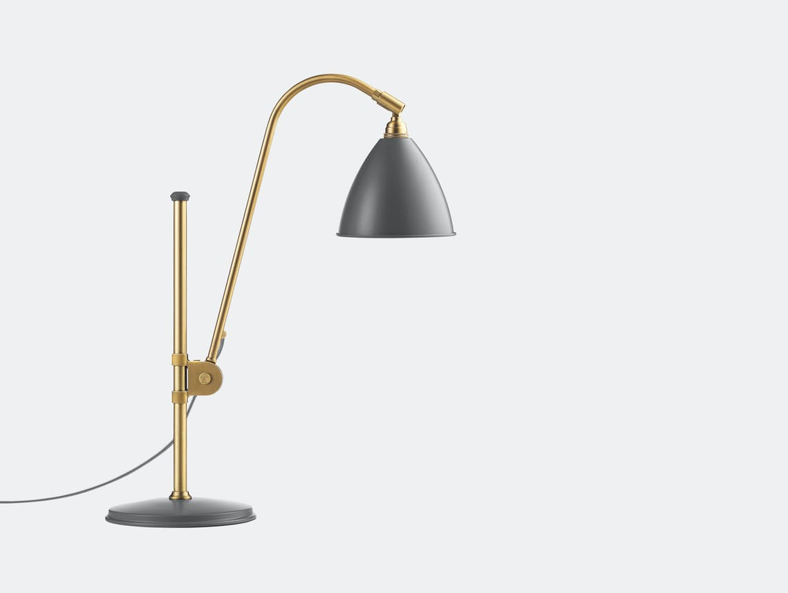 Gubi Bl1 Bestlite Table Lamp Brass Grey Robert Dudley Best