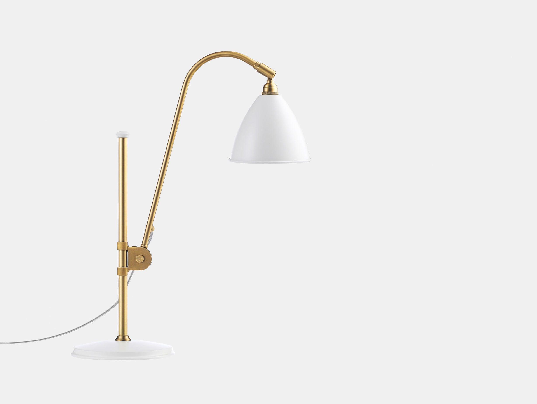 Gubi Bl1 Bestlite Table Lamp Brass White Robert Dudley Best