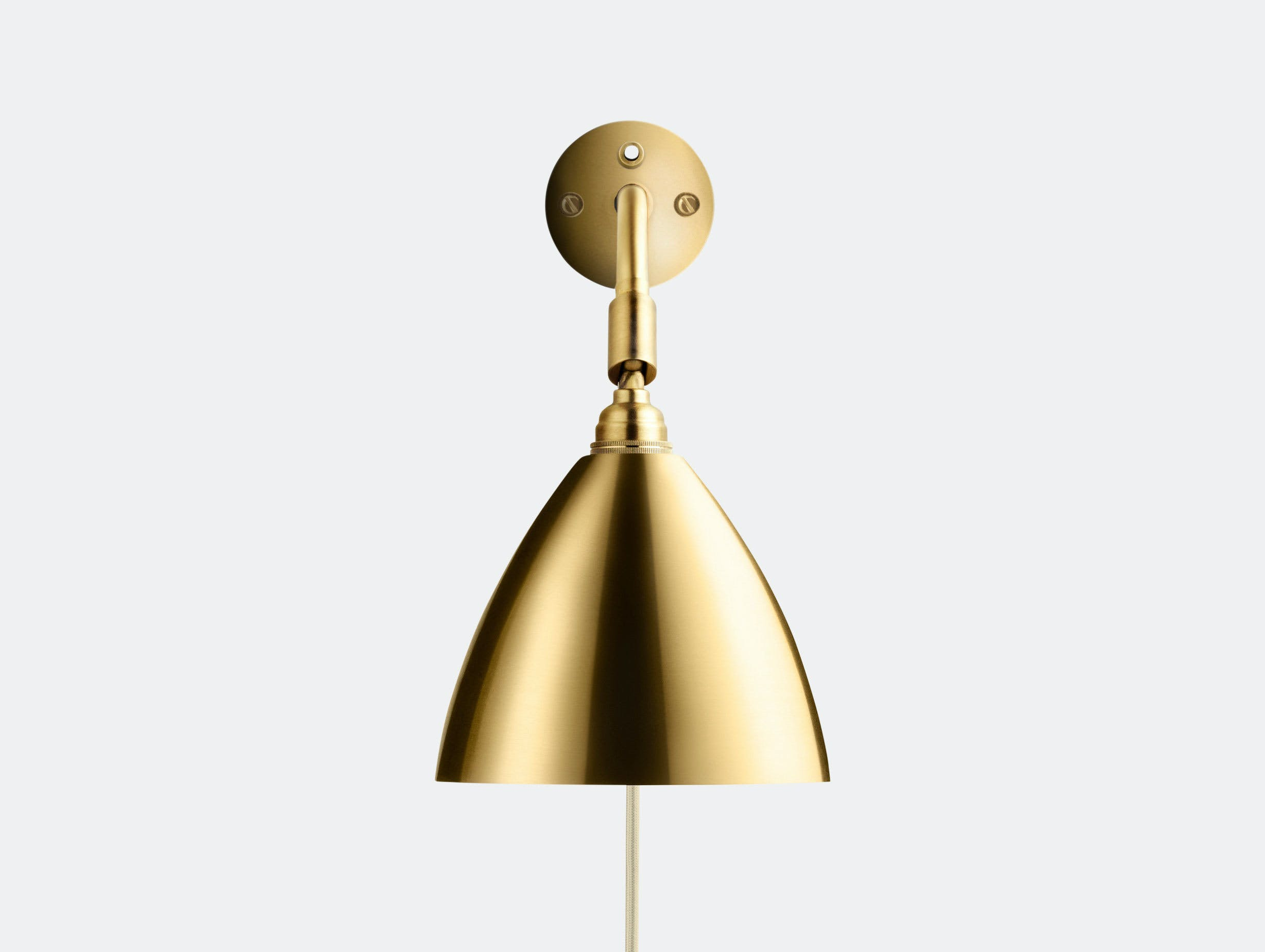 Gubi Bl7 Bestlite Wall Lamp Brass Robert Dudley Best