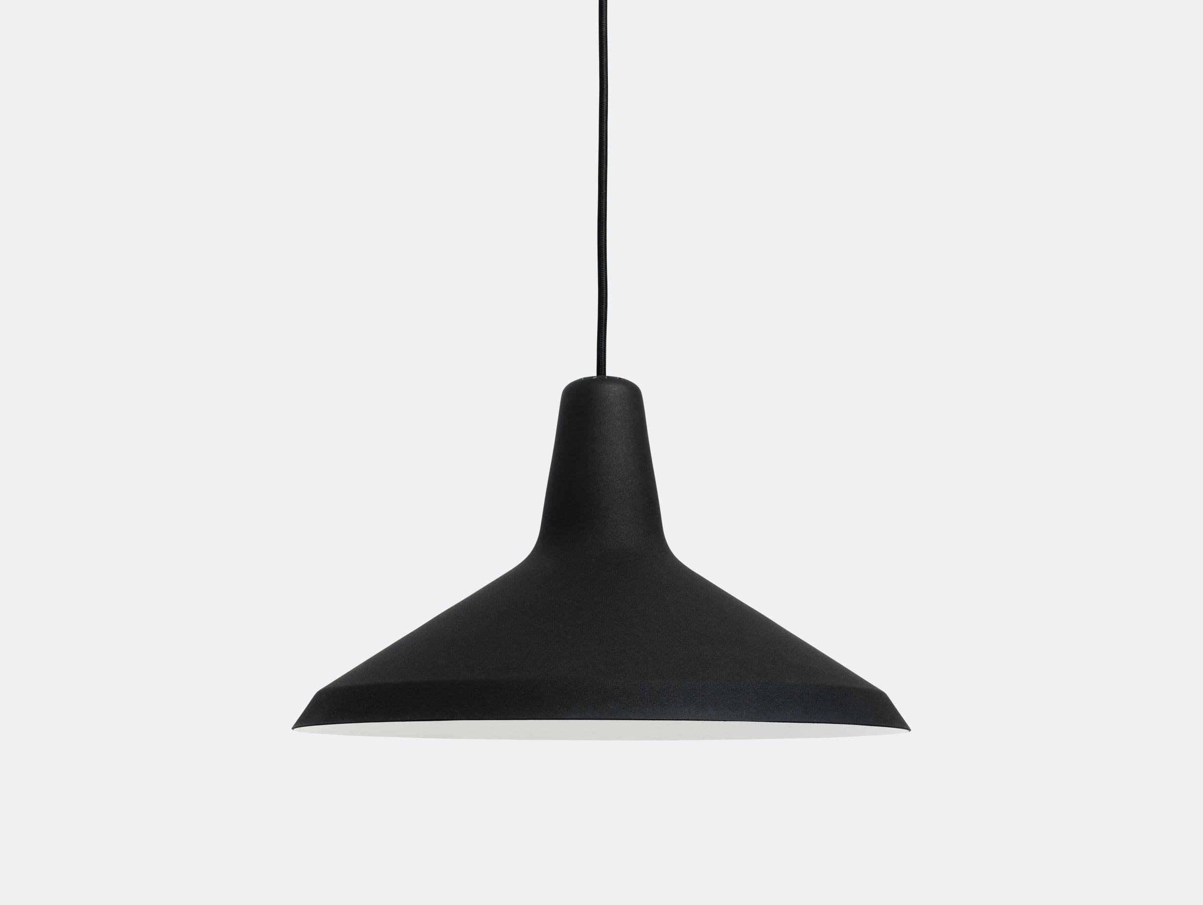 Gubi G10 Pendant Light Black Greta Grossman