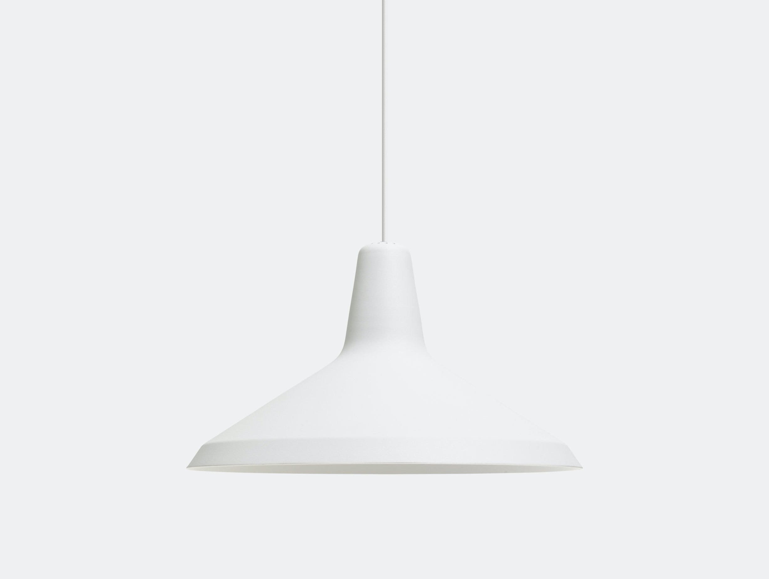 Gubi G10 Pendant Light White Greta Grossman
