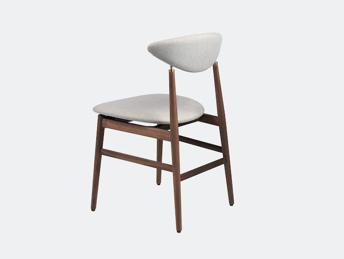 Gubi Gent Dining Chair Back Walnut Sinequanon 9 Gam Fratesi
