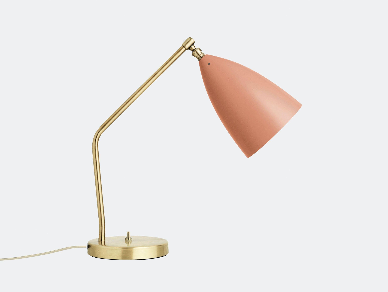 Gubi Grasshopper Table Lamp Vintage Red Greta Grossman