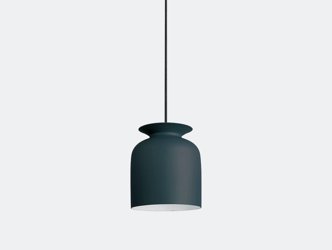 Gubi Ronde Pendant Lamp 20 Anthracite Oliver Schick