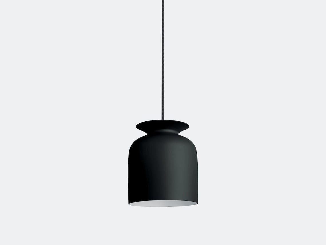 Gubi Ronde Pendant Lamp 20 Black Oliver Schick