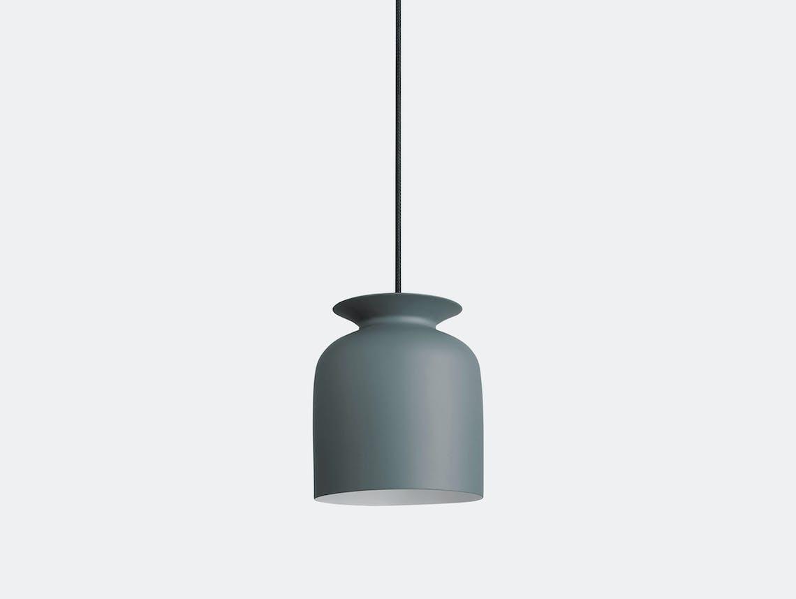 Gubi Ronde Pendant Lamp 20 Grey Oliver Schick