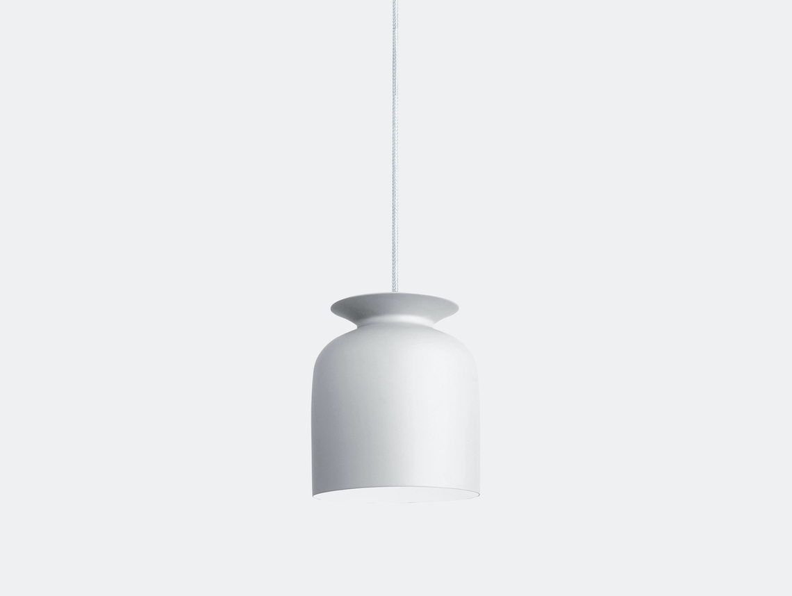 Gubi Ronde Pendant Lamp 20 White Oliver Schick