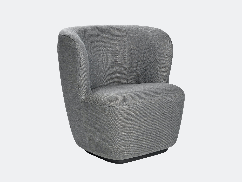 Gubi Stay Lounge Chair Chambray 30 Space Copenhagen