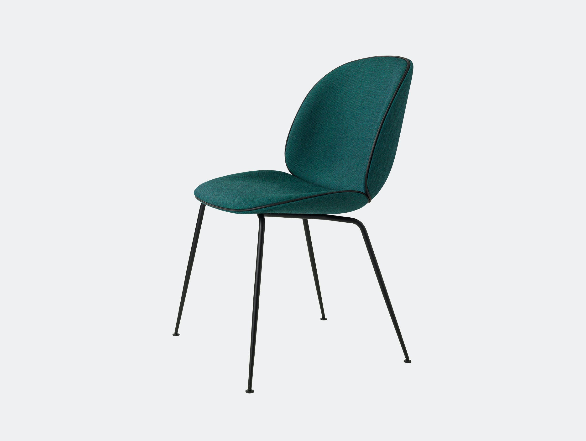 Gubi Beetle Dining Chair Canvas 984 Gamfratesi