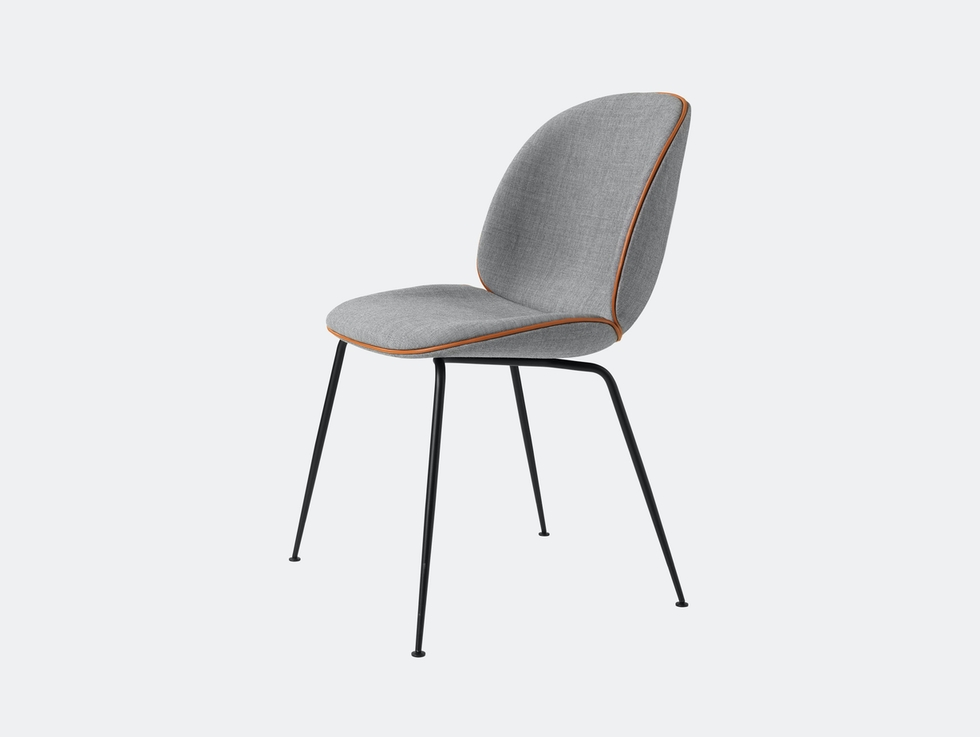 Upholstered Beetle Chair image