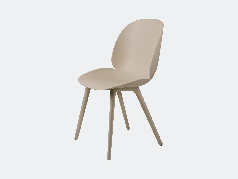 Gubi beetle outdoor chair new beige