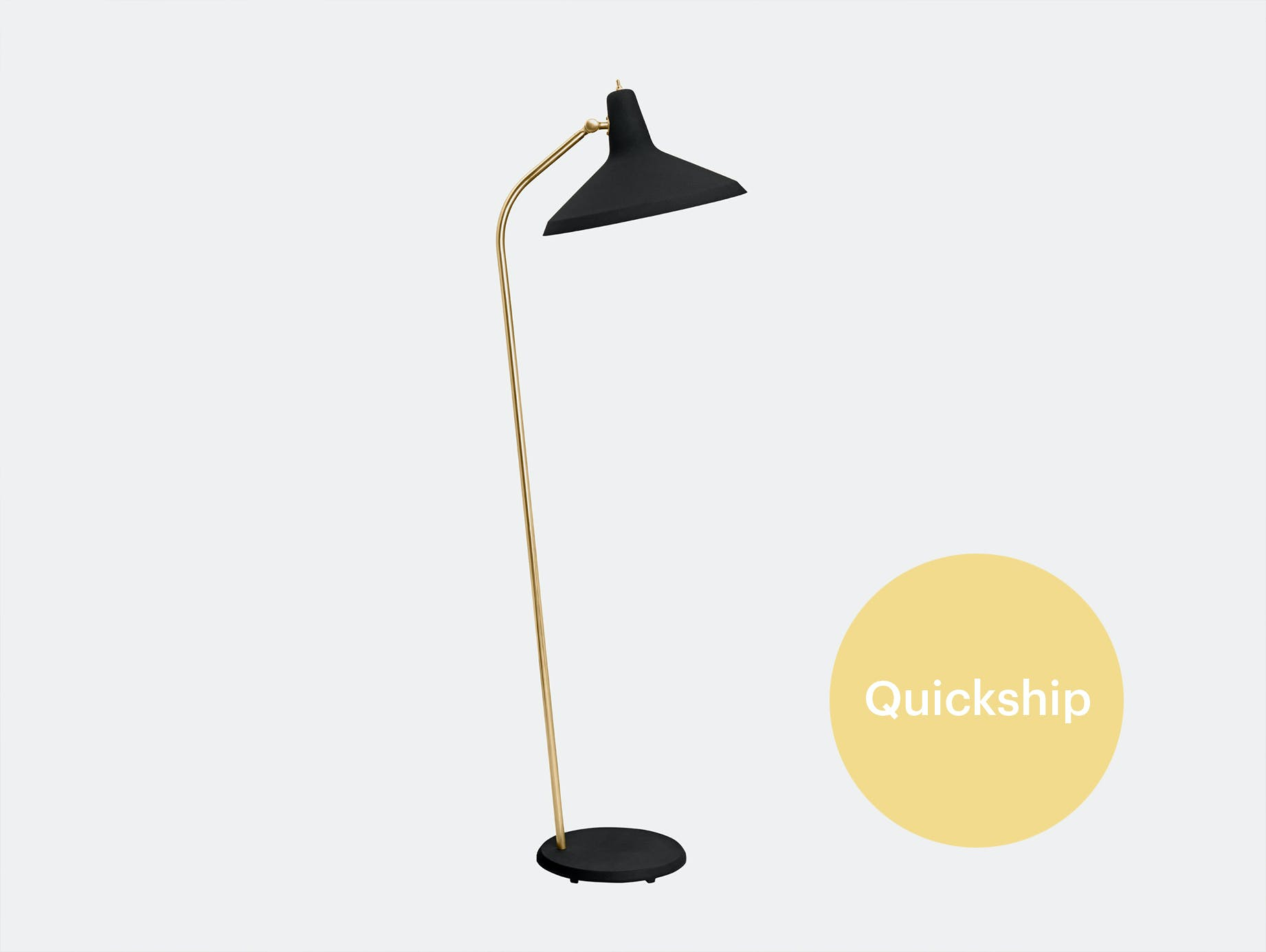Gubi g10 floor lamp grossman qs