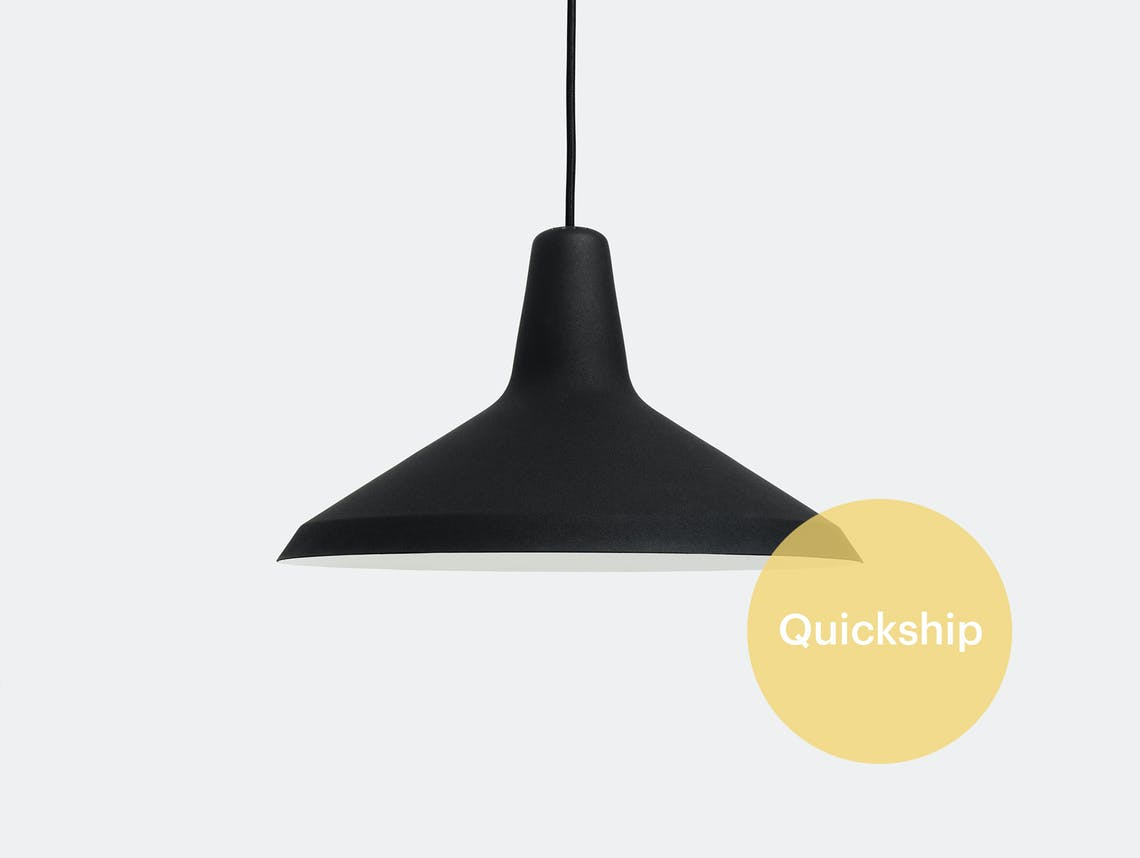 Gubi g10 pendant light grossman qs